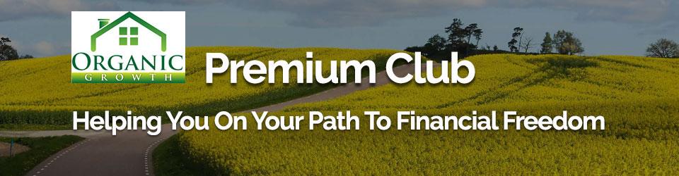 Organic Growth Premium Members Area